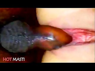 Hot Aunty fuck with big cock hardly