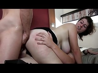 hd ilia jewish chubby slut enjoys a threesome juive ronde