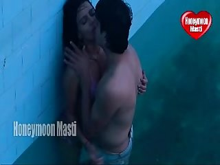 Whore bhabhi honeymoon masti with x bf