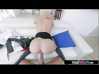 Naughty horny Gf elsa jean in hard style Sex action scene vid 11