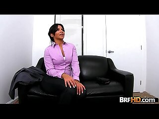 Big ass latina rose monroe S very first porno 1 1