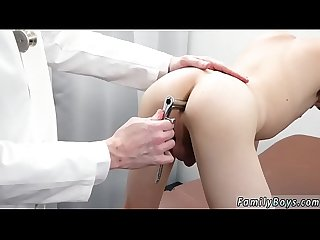 Boy penis fuck gay doctor S office visit