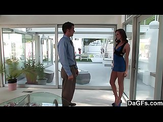 Dagfs tori black gets plowed by her boss