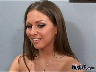 Rachel got fucked hard