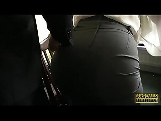 Pascalssubsluts Milf bbw andi Xxx dicked into submission