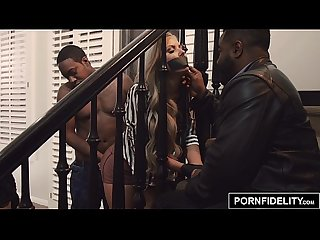 Pornfidelity nina elle bred by two black cocks