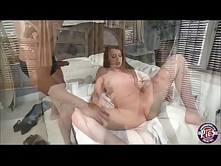Brunette elena koshka fucks an extremely huge cock