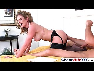 Adultery slut wife cory chase cheats in hardcore sex tape video 10