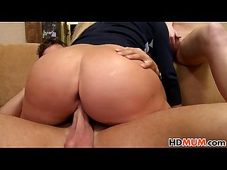 Mom karen fisher fucks bf of stepdaughters molly bennett