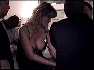Another wife gets gangbanged and creampied more at www myfaptime com