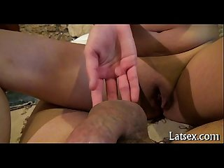 Pummeling a hungry hard boner