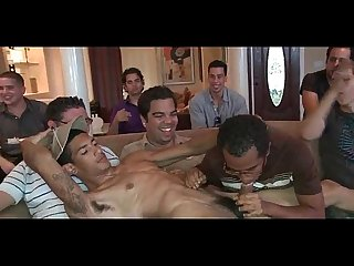 Group of horny men sucking cock 6 by cocksausage