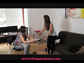 Femaleagent milf loves an incredible ass
