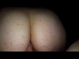 She loves it in her ass
