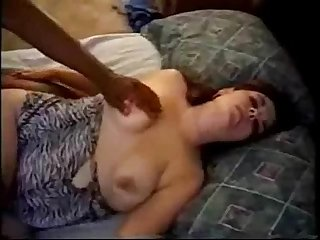 Amateur milf interracial pt 3