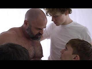 MissionaryBoyz - Strong Priest Fucks Three Young Missionary Boys In A Sex Ritual