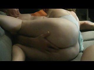 Esposa em casa com amante marido corno filma