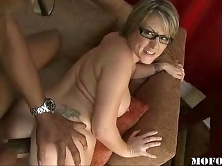 Black cock in milf ass what s her name
