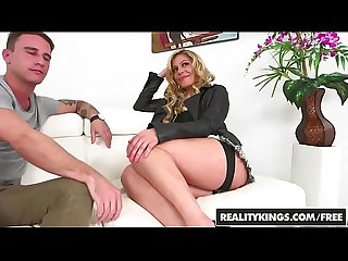 Realitykings milf hunter brad hart Nikki capone getting it in