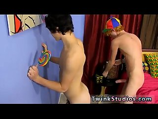 Young boys gays fuck toys Josh Bensan is stunned by Preston Andrews'