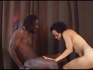 Ebony African Blowjob - Scene #1