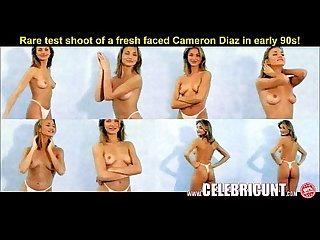 Rare cameron diaz nude footage celeb porn