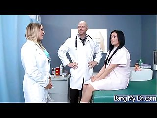 (payton west) Patient Come To Doctor And Get Hard Style Sex Treat vid-25