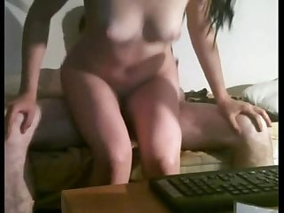 Niece fucking hard by her uncle more on icam777 com