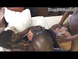 Mature and Teen BBW Fisting Gangbang - DV