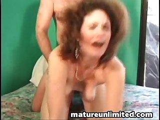 Sharon fucking at 50