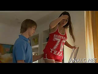 Youthful small anal