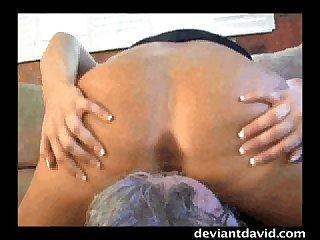 David eats ass