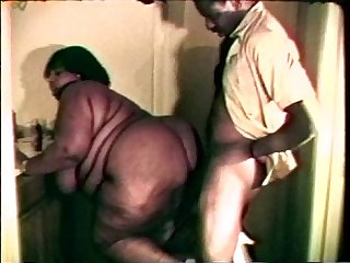Voluptuous bbw and sargent get down