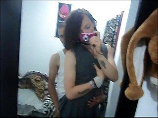 Tiffany shery anal doggy bareback Casero Colombiana transexual sherytiffany
