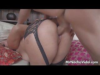 Nacho vidal fucks bridgette b