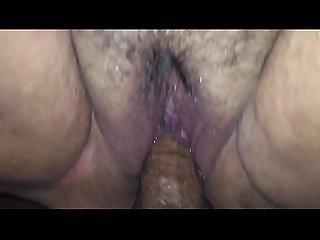 Fucking a BBW raw!!!!