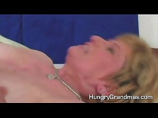 Hot granny margarette fucking