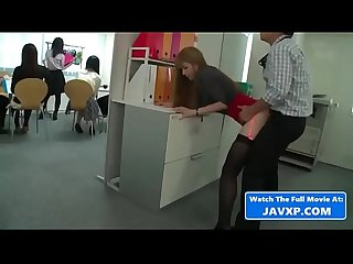 Hot Sexy Office Lady Her name or movie,please