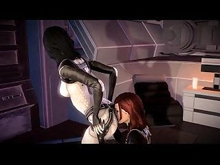 mass effect miranda lawson gets fucked by tranny - ToonTranny.com
