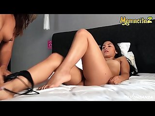MAMACITAZ - Wow ! This Is What I Call Latina Revenge (Sandra Jimenez & Valentina..