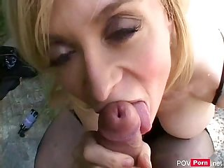 Hot milf nina hartley sucking dick and Fucking pov porn period net