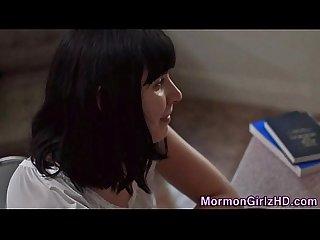 Mormon les tasting les