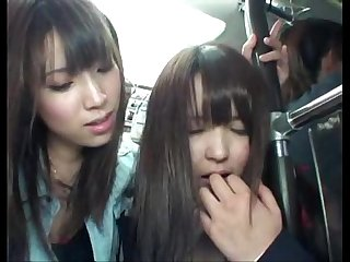 Asian girl Forced in bus by strangers more at www imlivex com