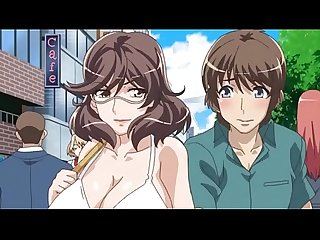 Hentai anime former housewives S01E02