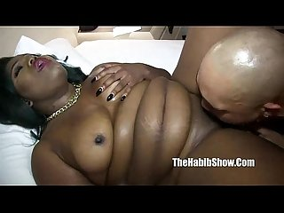 She loves that bbc monster dick redzilla