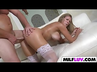 Cute MILF Jade Jamison Gets Dicked
