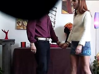 Private italian party with your wife 6