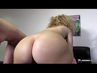 Young beautiful lesbians lick and play with pussy