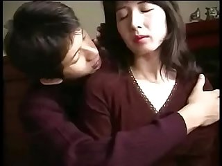 Japanese mother son daughter watch part2 on porn4us org