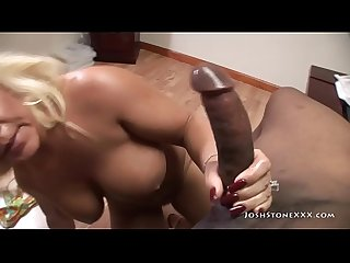 Curvy MILF Alexis Golden Fucks Big Black Cock in Her Office